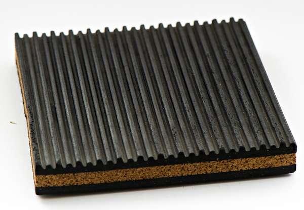 Rubber Cork Pad