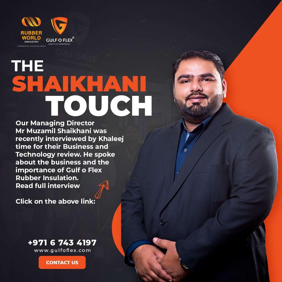 muzammil shaikhani