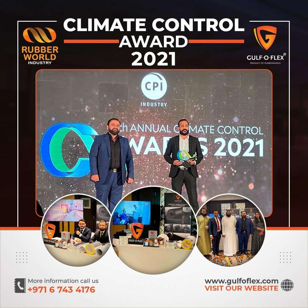 Climate control Awards